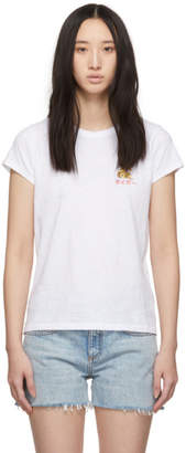 Rag & Bone White Tiger T-Shirt
