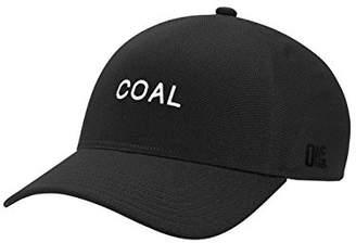 Coal Men's The Nano Hat Seamless Athletic Adjustable Cap