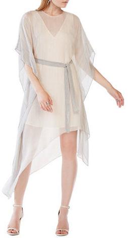 BCBGMAXAZRIABcbgmaxazria Suzy Striped Caftan Sleeve Dress