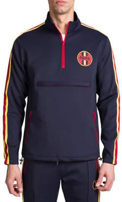PRPS Men's Stripe Track Jacket