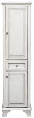 "Lark Manor Brevin 19"" W x 70"" H Linen Tower"