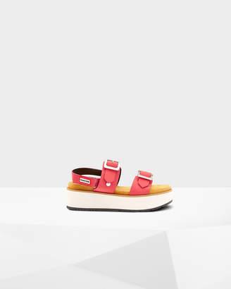 cef3725dbff Hunter women s original flatform sandals