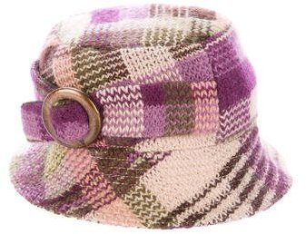 Missoni Missoni Wool Bucket Hat