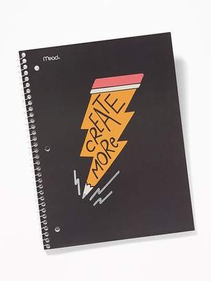 Old Navy Graphic Notebook