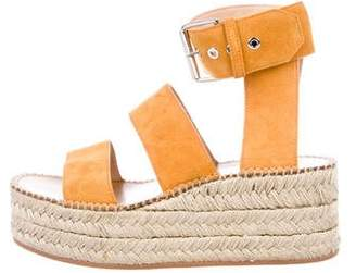 Rag & Bone Tara Flatform Espadrille Sandals