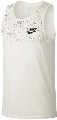 Nike Sleeveless Crew Neck T-Shirt