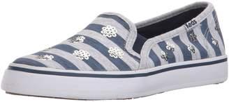Keds Double Decker Sneaker (Little Kid/Big Kid)
