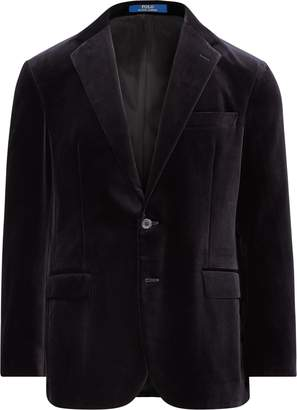 Ralph Lauren Morgan Velvet Suit Jacket