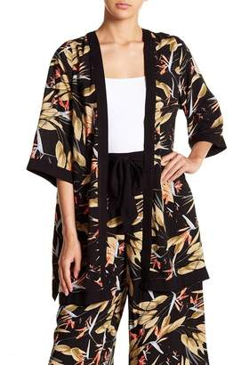 Hazel Tropical Kimono