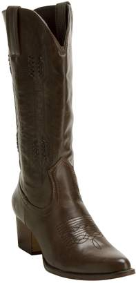 Wanted Knee High Boots - Texan
