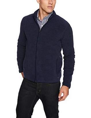 Chaps Men's Classic Fit Fleece Full Zip Jacket