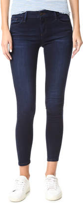 Joe's Jeans The Icon Mid Rise Skinny Jeans $189 thestylecure.com