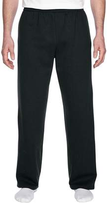 Fruit of the Loom Men's Elastic Bottom Sweatpant-4XL