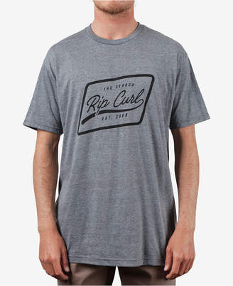 Rip Curl Men's Heathered Logo T-Shirt