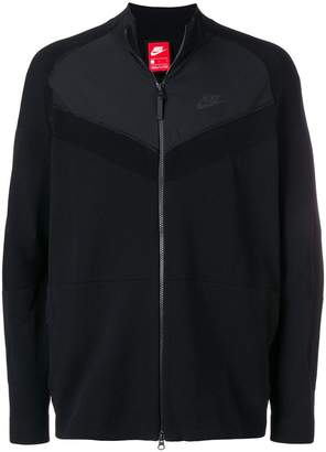 Nike Tech Knit zipped sweatshirt
