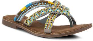 Azura Triage Flat Sandal - Women's
