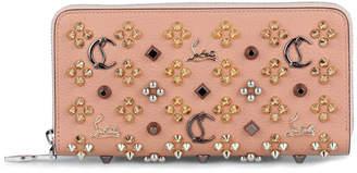 Christian Louboutin Panettone beige loubinthesky wallet
