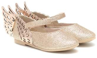 Sophia Webster Mini Evangeline ballet flats