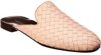 Bottega Veneta Fiandra Intrecciato Leather Slipper