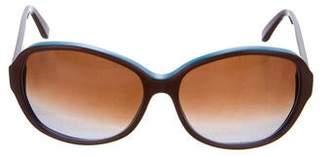 Marni Oversize Tinted Sunglasses