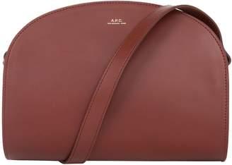 A.P.C. Demi Lune Shoulder Bag