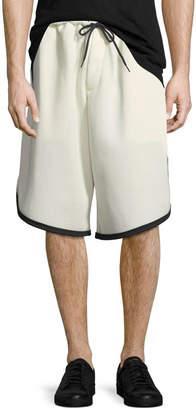Y-3 Y 3 Men's 3-Stripe Mesh Shorts