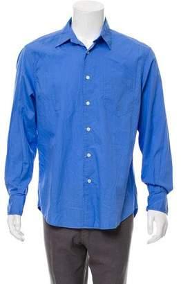 Mason Point Collar Dress Shirt w/ Tags