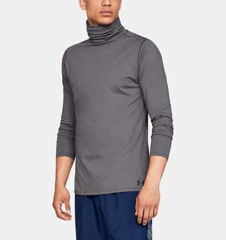 Under Armour Men's ColdGear Fitted Funnel Neck