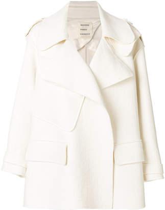 Maison Rabih Kayrouz double breasted coat