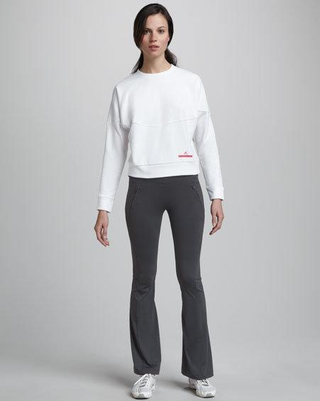 adidas by Stella McCartney Flared Pants