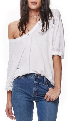 Women's Free People Moonlight Tee $58 thestylecure.com