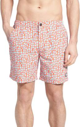 Trunks Tom & Teddy Skin Print Swim