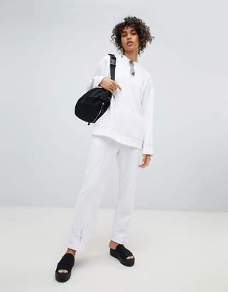 Cheap Monday White Tracksuit Pants