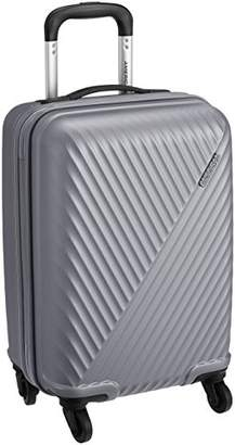 American Tourister (アメリカン ツーリスター) - [アメリカンツーリスター] スーツケース VISBY ヴィズビー スピナー55 機内持込可能サイズ 機内持込可 保証付 30L 55cm 2.8kg AX9*18005 18 ダークグレー