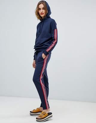 Esprit Side Stripe Joggers