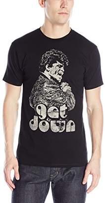 Goodie Two Sleeves Men's James Brown Get Down T-Shirt