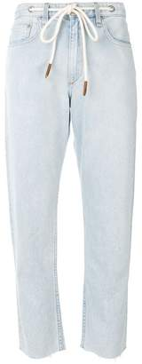Rag & Bone Jean cropped baggy jeans