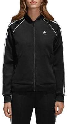 adidas Adicolor Three-Stripe Track Jacket