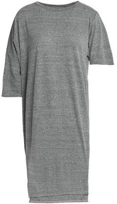OAK Asymmetric Cotton-Jersey Dress