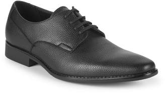 Calvin Klein Ripley Leather Derby Shoes