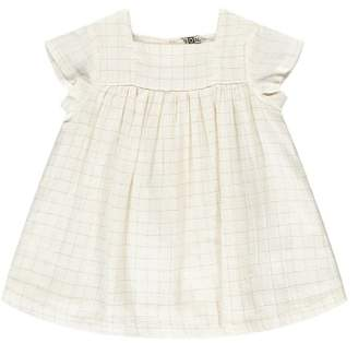 Bonton Indil Lurex Checked Dress