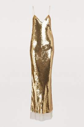 Stella McCartney Silk maxi dress