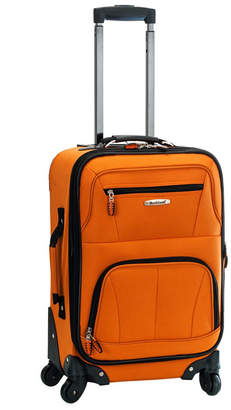 """Rockland Pasadena 19"""" Expandable Spinner Carry On"""