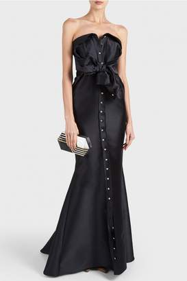 Alexis Mabille Strapless Gown