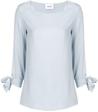 Dondup bow-tie sleeve blouse