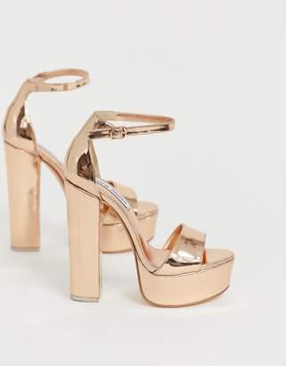 f681b1fcffd2 Steve Madden Platform Heel Sandals For Women - ShopStyle UK