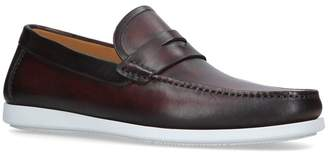 Magnanni Penny Boat Shoes