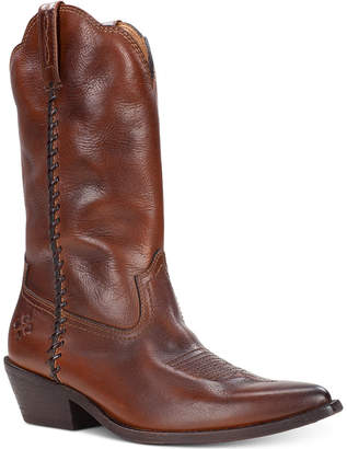 Patricia Nash Bergamo Western Mid-Shaft Boots Women's Shoes