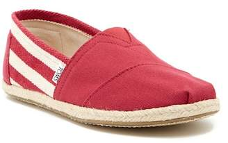 Toms Alpargata Canvas Slip-On Shoe