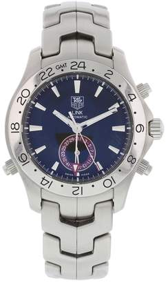 Tag Heuer Link Silver Steel Watches